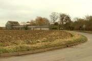 A view of Park Farm