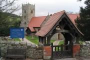 St. Mary the virgin Anglican church, Selattyn