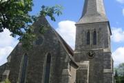 St Margaret's Church, Collier Street, Kent