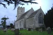 St Arilda's church, Oldbury on the Hill
