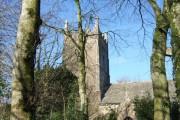 St Petrock's church, Inwardleigh