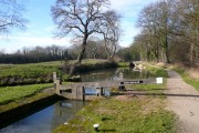 Chesterfield Canal - Stone Lock No 39