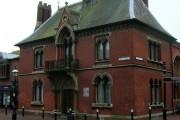 Fitzroy House, Cliffe High Street