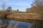 The River Dee near Crewe Hill