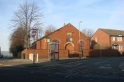 Zion Wesley Reform Church, Upper Cudworth