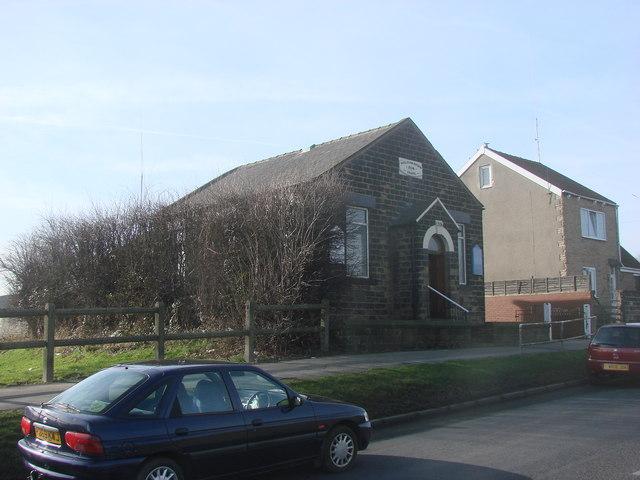 Cliffe Bridge Church.