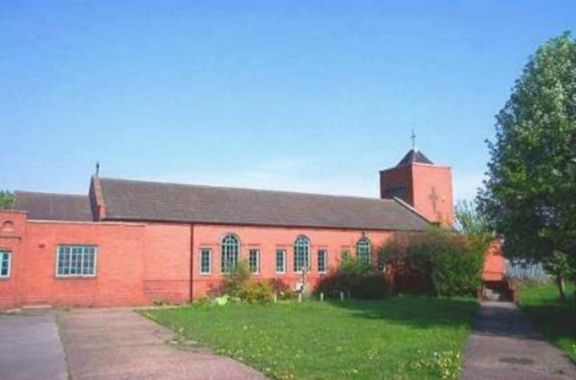 St Mary Magdalene Church, Lundwood.