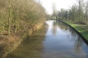 Leeds and Liverpool Canal towards Appley Bridge