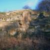 Disused quarry - Droppingwell Lane