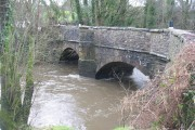 Bridge over the River Rhymney