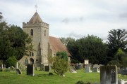 Saint Thomas à Becket Church, Church Lane, Capel, Kent