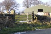Lane End Farm, Pontop Pike Lane
