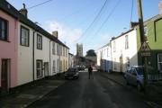 High Bickington High Street