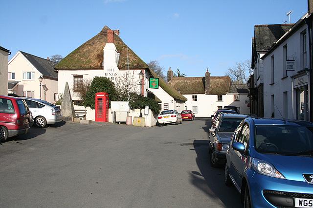 Winkleigh: the village