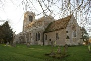 Hamerton Church