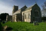 Bacton Church