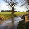Finningham ford and footbridge