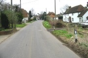 Waltham village from Kake Street