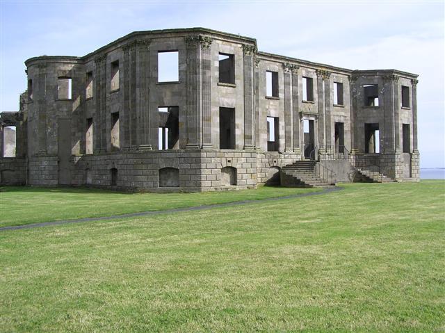 Bishop's Palace, Downhill