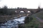 River Petteril at Harraby Bridge