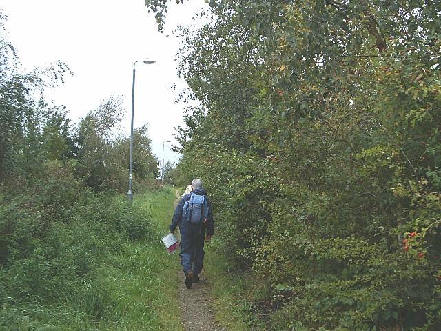 The Viking Way at Woodhall Spa