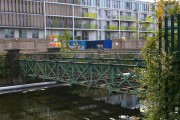 Disused Bridge over the New River, Hornsey