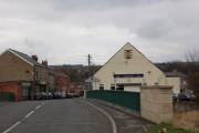Bridge over river Derwent to Blackhall Mill