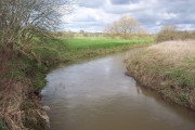 River Stour from Trill Bridge