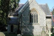 St Paul, Chipperfield, Herts