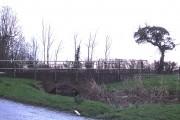 Bridge at junction near Adstock