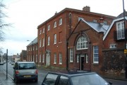 Former County School In Northgate Street