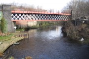 River Don in Carbrook, Sheffield