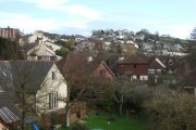 Kingskerswell from Rose Hill
