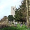 Tibenham Graveyard and Church