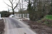 Repaired Bridge over Stream, Low Common
