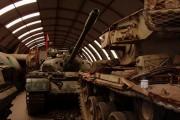 Inside Cobbaton Combat Collection