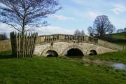 Pickering Bridge in Hovingham Park
