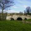 Pickering Bridge in Hovingham Park