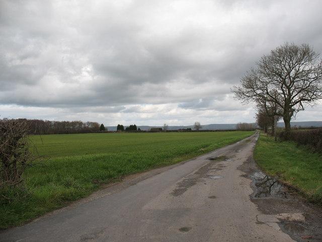 Farmland at East Lodge