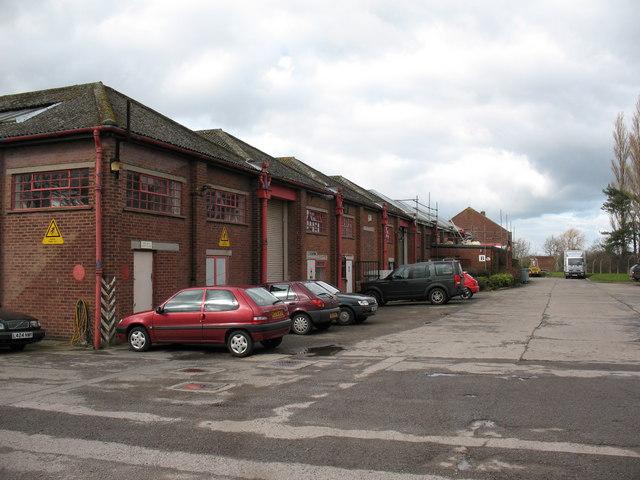 Topcliffe Industrial Estate