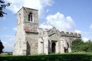 St Mary Magdalene, Caldecote, Herts