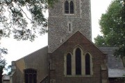 Holy Trinity, Weston, Herts