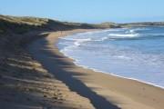 Beach and dunes at Fraserburgh Bay