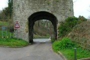Pipewell Gate