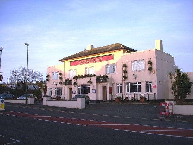 Waterside Inn, Three Beaches