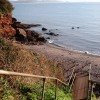 Wooden Steps, Saltern Cove