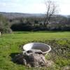 Bolehill Lane - View towards Farm and Hardwick Wood