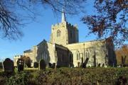 St George, Anstey, Hertfordshire
