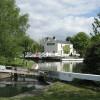 Bridge House, Saul Junction, Sharpness Canal.