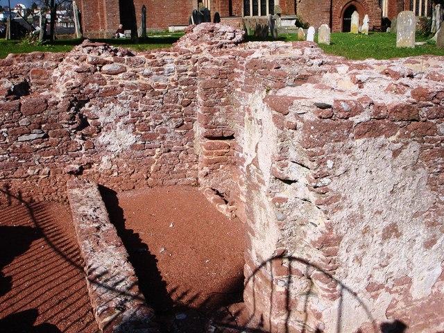 Mediaeval Lodgings Block, Paignton Parish Church